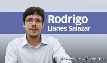 Rodrigo Llanes Salazar: El banderazo al Tren - El Diario de Yucatán