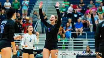 Paige Flickinger, who helped Byron Nelson to 6A title, named state's top female athlete - Fort Worth Star-Telegram