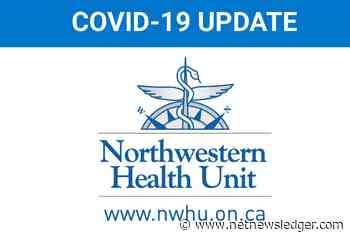 Fort Frances - New Case of COVID-19 Reported in Northwest Health Unit - Net Newsledger
