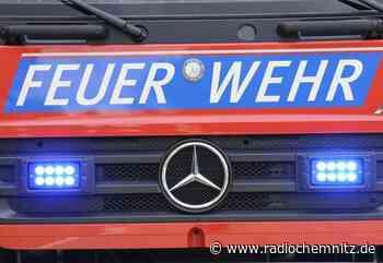 Feuer in Autowerkstatt in Limbach-Oberfrohna - Radio Chemnitz