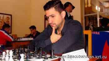 Yasser Quesada por pasar a ronda de 32 mejores, en Iberoamericano - Telecubanacán