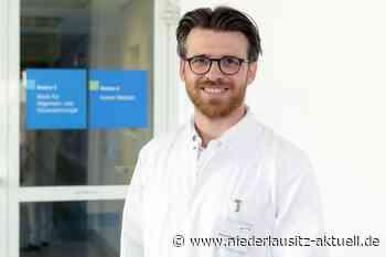 Neuer Chefarzt der Klinik für Innere Medizin in Lauchhammer - NIEDERLAUSITZ aktuell