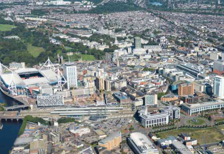 Arup bags job to re-open Cardiff city centre