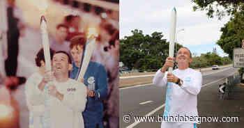 Sydney Olympic Torch Relay remembered – Bundaberg Now - Bundaberg Now
