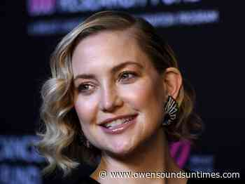 """Kate Hudson """"terminated' Fabletics ties with shamed YouTuber Myka Stauffer - Owen Sound Sun Times"""