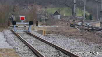 Deutsche Bahn: Strecke Gaildorf-Untergröningen wird nicht reaktiviert - SWP