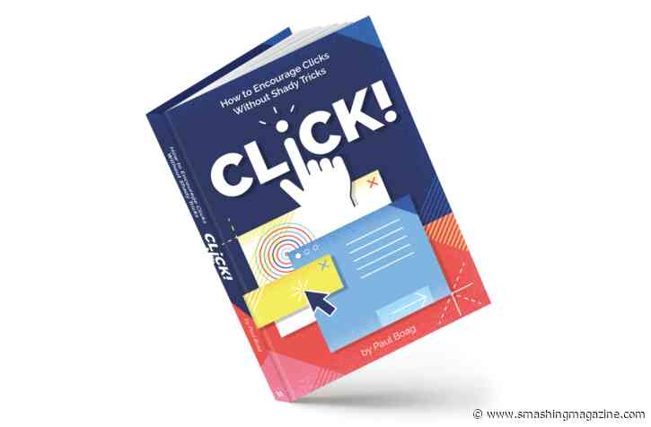 Click! Here: Meet Our New Smashing Book