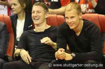 Profi des VfB Stuttgart - Das sagt Holger Badstuber in der Bastian-Schweinsteiger-Doku - Stuttgarter Zeitung