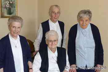 Laatste vier kloosterzusters in alle stilte vertrokken uit Nukerke