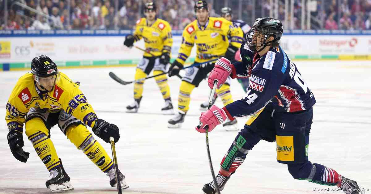 2020 NHL Draft Profile: Lukas Reichel could be the second German off the board