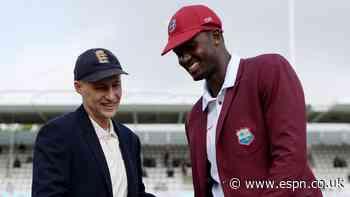 England-West Indies Test schedule confirmed