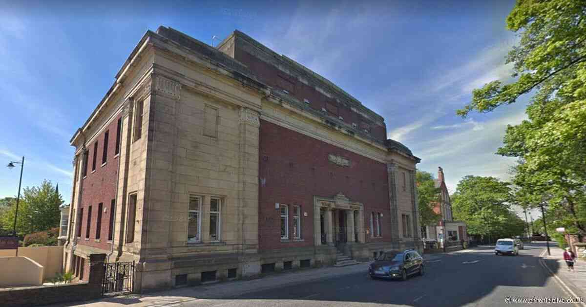 Masonic Temple in Sunderland to be converted into apartments