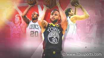 Top 15 shooters in NBA history: CBS Sports ranks the greatest of all time, from Stephen Curry to Ray Allen
