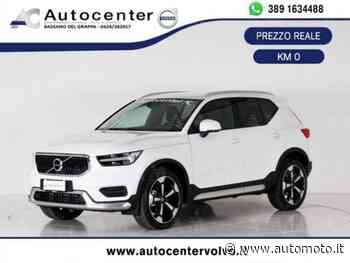 Vendo Volvo XC40 T4 Geartronic Momentum nuova a Bassano del Grappa, Vicenza (codice 7507012) - Automoto.it - Automoto.it