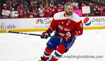 Alex Ovechkin, other D.C. athletes discuss local protests following George Floyd death