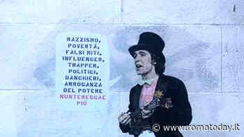 A Montesacro un murales dedicato a Rino Gaetano