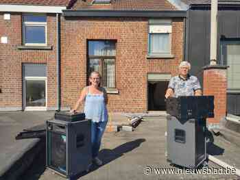 Frank (64) en Linda (60) draaiden veertig keer plaatjes voor woon-zorgcentra, maar hun slotoptreden was niet naar de zin van hun buren
