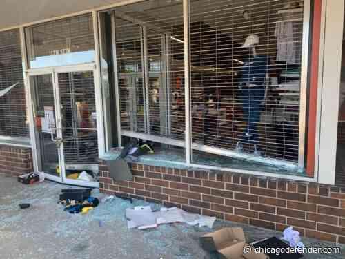 Chicago Neighborhoods Left Unprotected as Looters Wreak Havoc in the City