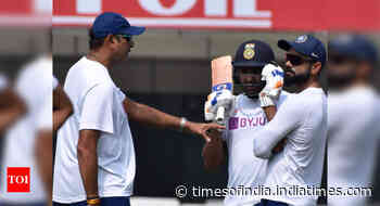 BCCI looking at August-September window for Indian players' camp - Times of India