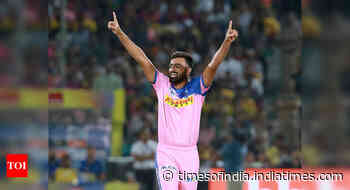 Cricket's bigger COVID-19 challenge is off the field, not on it: Jaydev Unadkat - Times of India