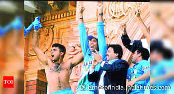 'Unconventional' Sourav Ganguly wore his heart on his sleeve: VVS Laxman - Times of India