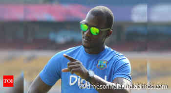 Darren Sammy urges cricket fraternity to speak against racism - Times of India