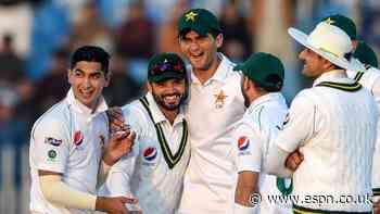Pakistan's return to training hits snag