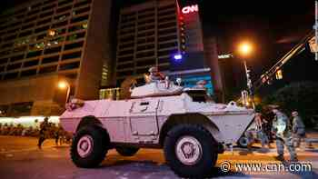 5 things to know for June 2: protests, military, George Floyd autopsy, coronavirus - CNN