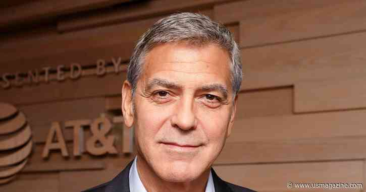 George Clooney Says Racism Is 'Our Pandemic' Amid George Floyd Protests