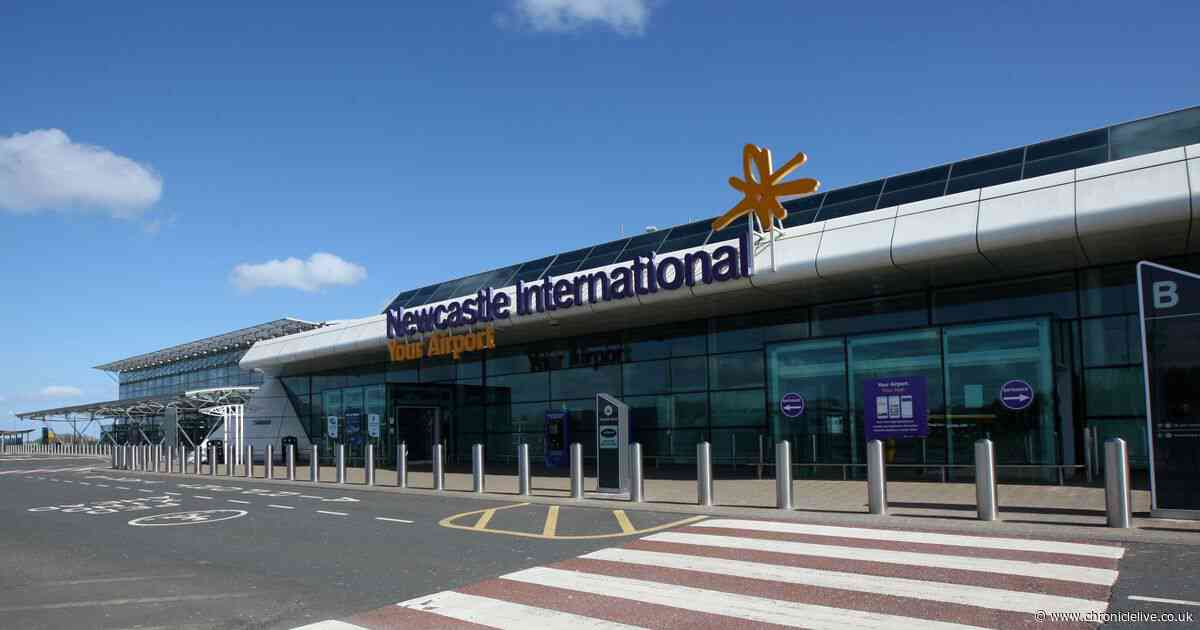 Newcastle Airport teams up with Cramlington company to provide portable PPE Kits