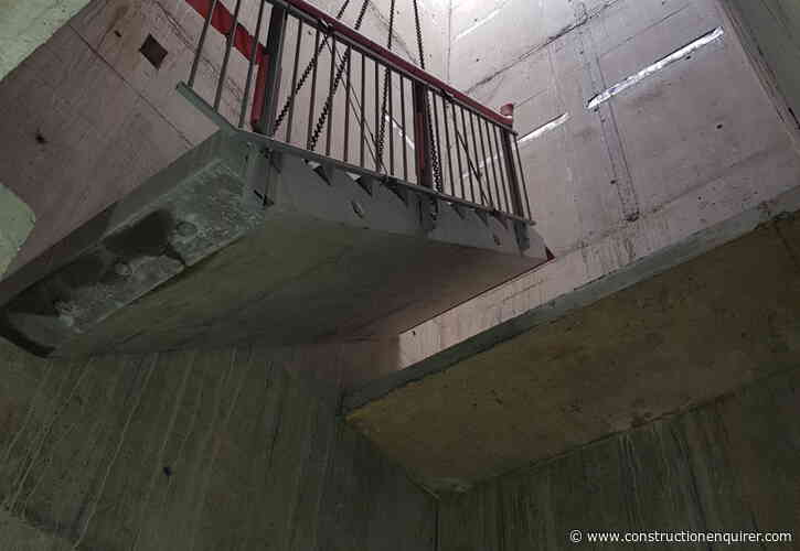 Offsite system to cut staircase construction times by 80%