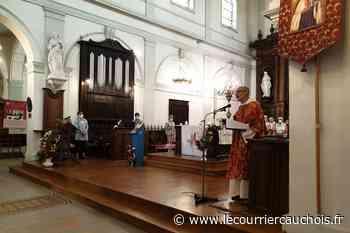 Saint-Romain-de-Colbosc. Deux mois plus tard, la messe reprend ses droits - Le Courrier Cauchois