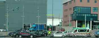 Corsico. Incidente sulla Nuova Vigevanese, motocilista ferito - MI-LORENTEGGIO.COM. - Mi-Lorenteggio