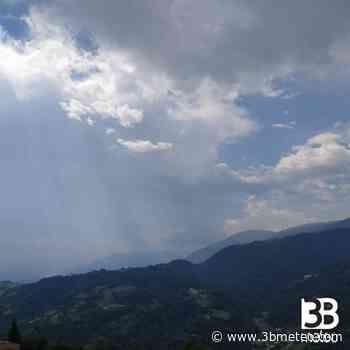 Foto Meteo: Fotosegnalazione Di San Luca Di Marostica - 3bmeteo