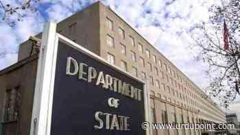 US Offers Reward for Alleged Venezuelan Organized Crime Member Camacho - State Dept. - UrduPoint News