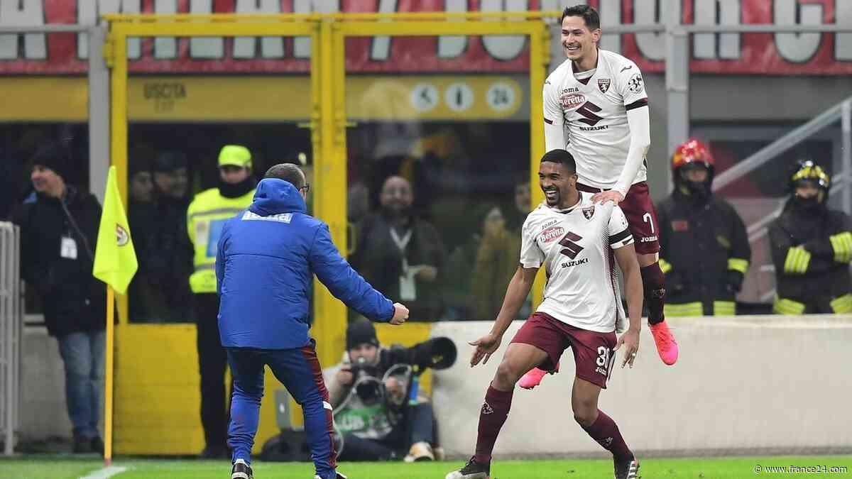 Torino-Parma será el partido de regreso de la Serie A - FRANCE 24