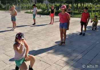 Lot. Des cours de danse en plein air à Cahors et Montcuq - actu.fr