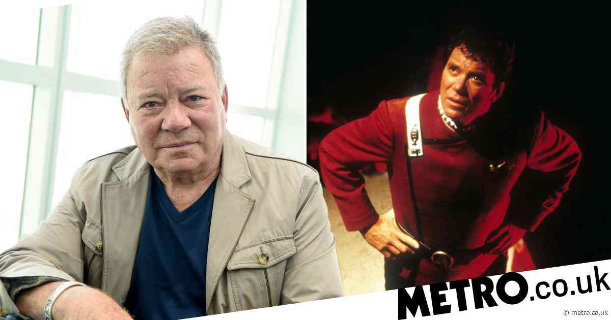 William Shatner keen to revive Captain Kirk role in right circumstance - Metro.co.uk