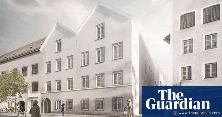 Austria unveils design to turn Hitler's house into a police station
