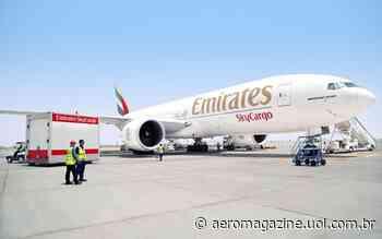 Emirates SkyCargo operou voo fretado para o Rio de Janeiro - AERO Magazine