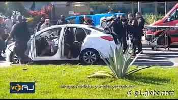Tiroteio deixa quatro suspeitos mortos em Charitas, no RJ - G1