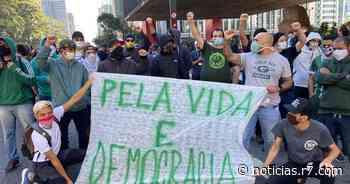 Brasília, Rio de Janeiro e São Paulo têm manifestações pró-governo - R7