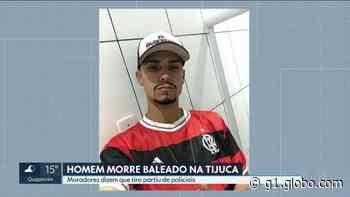 Homem morre baleado na cabeça na Tijuca - G1