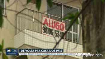 Com pandemia, dispara número de imóveis vagos no Rio - G1