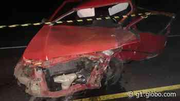 Motorista com CNH cassada morre após colisão entre dois carros em Santana do Livramento, diz polícia - G1