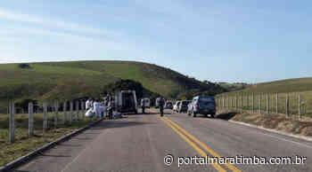 Presidente Kennedy: Duas mulheres ficam feridas em acidente de moto em Santana Feliz - Portal Maratimba