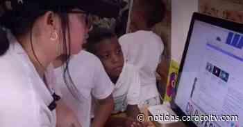 Niños de Unguía, Chocó, estrenaron casa lúdica para hacer tareas y aprovechar el tiempo libre - Noticias Caracol