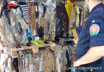 Inquinamento ambientale, continuano i controlli nel polo di Solofra: 4 denunce - Irpinia News
