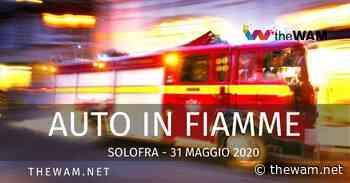 Incendio nella galleria di Solofra, auto in fiamme: traffico deviato - The Wam.net