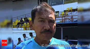 Cricket is 90 per cent an eye game: Arun Lal - Times of India